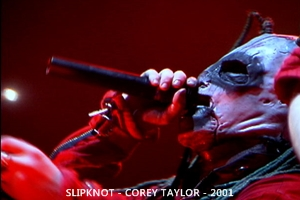 SKMX - Corey Taylor - 2001