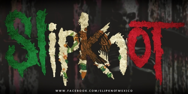 SKMX - Slipknot México - Gray Chapter