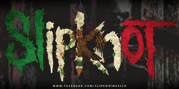 SKMX - Slipknot México - Gray Chapter