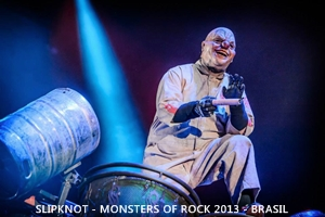 SKMX - Slipknot México - Monsters Of Rock Brasil