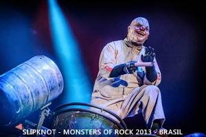 SKMX - Slipknot México - Monsters Of Rock Brasil