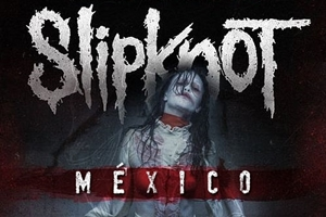 SKMX - Slipknot México - Poster