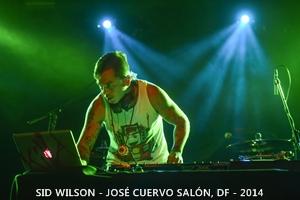 SKMX - Slipknot México - Sid Wilson DF 2014
