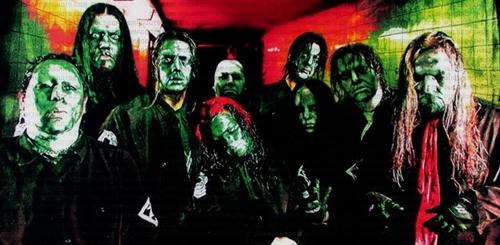 Slipknot-DeathMasks