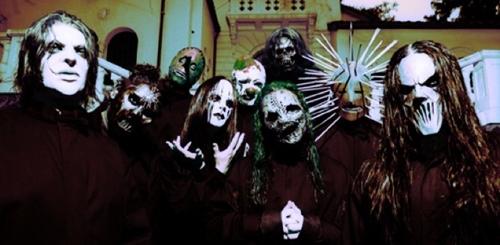 Slipknot-Mascaras