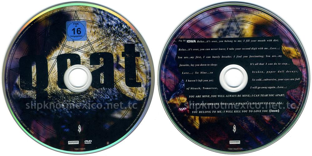 Slipknot Anniversary Edition