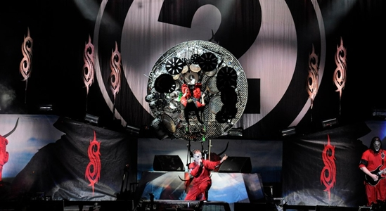 Slipknot Live at Mayhem Fest (20-Jul-2012)