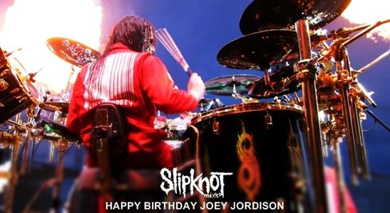 JoeyJordisonBirthday2013Slipknot
