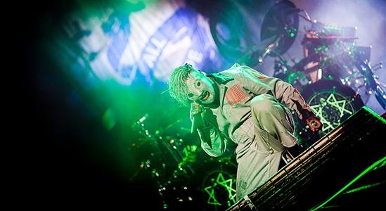 Slipknot-Metaltown 2013