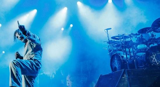 Entrevista con Corey Taylor tras la salida de Joey Jordison