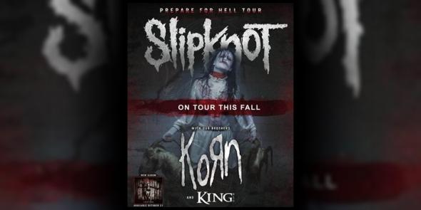 Slipknot-HellTour-Korn