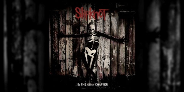 Slipknot-TheGrayChapter-Cover