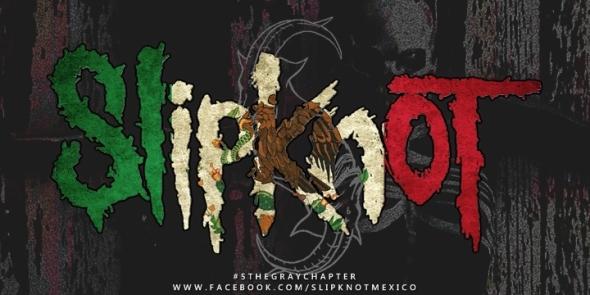 SKMX - Slipknot México 2014