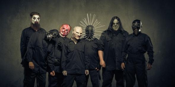 Slipknot - 2014 - sean murphy
