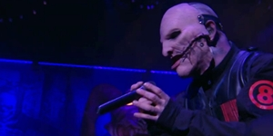slipknot knotfest new mask 2014 prev