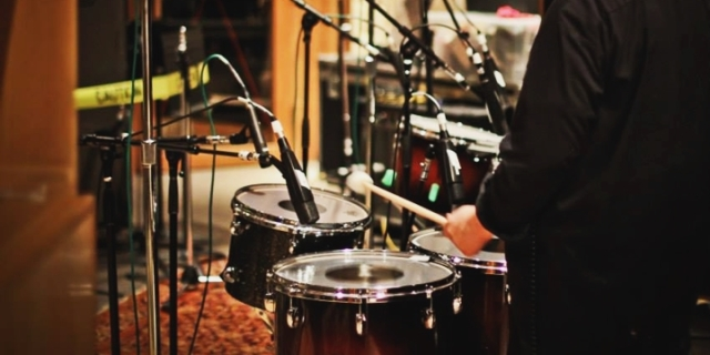 Photos - Slipknot Studio 2014