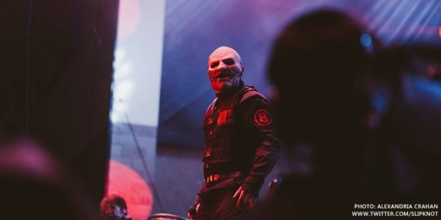 Slipknot - Sample Photo by Alexandria Crahan - Corey Taylor