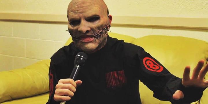 Corey Taylor - No nada hay allí sobre Joey Jordison - 5TGC