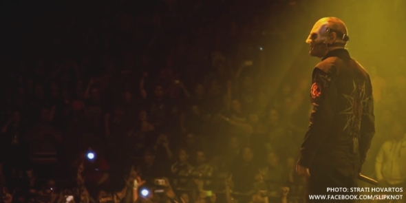 Slipknot - Corey Taylor - Canada 2014 Live