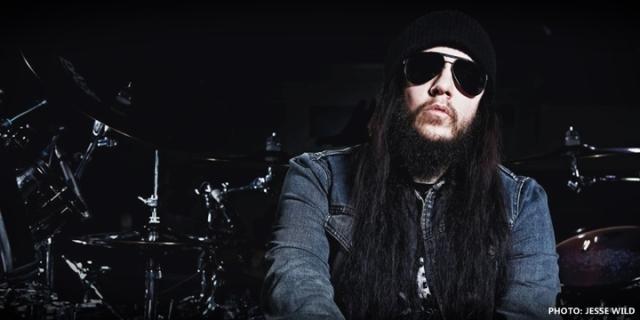 Slipknot - Joey Jordison - Unmasked 2013