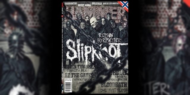 Slipknot - Metal Hammer Norway 2014