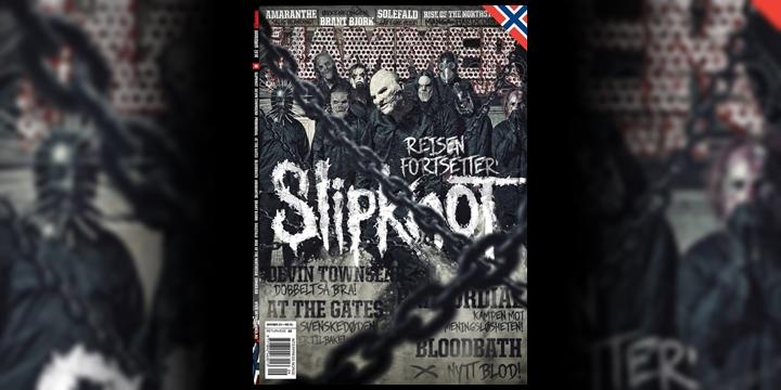 Slipknot - Metal Hammer Norway 2014
