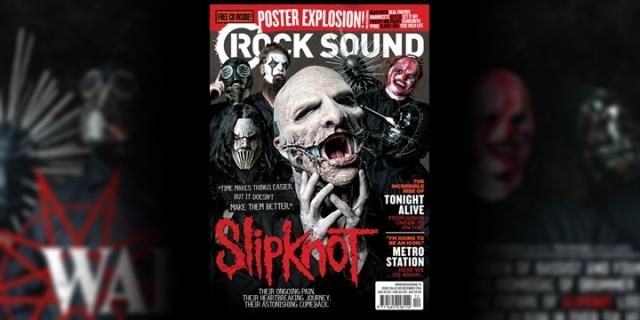 Slipknot - Rock Sound - 2014