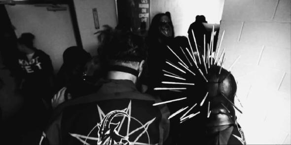 Slipknot - Video Backstage 2014
