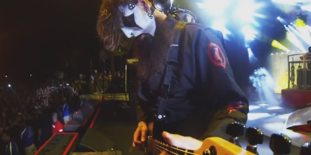 Slipknot - GoPro Video - Knotfest Sulfur 2014