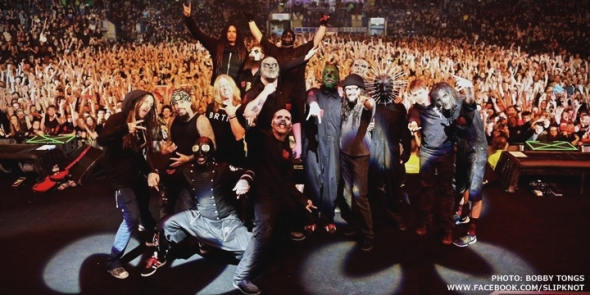 Slipknot - Korn - Prepare For Hell Tour