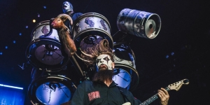 Slipknot - James Root - Live 2015