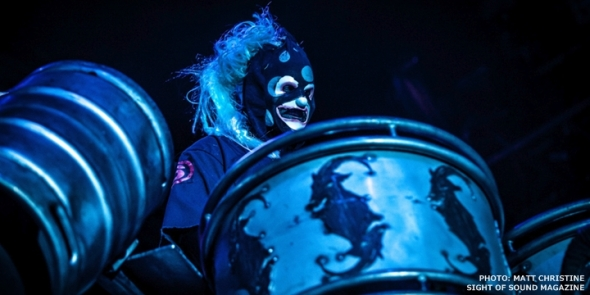 Shawn Crahan - Next Slipknot album 2017