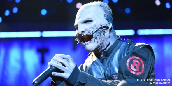 Slipknot Rock On The Range 2015