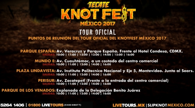 slipknotmexico-tour oficial