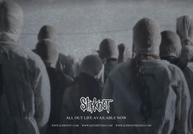 Slipknot-AllOutLife-Outsidethe9